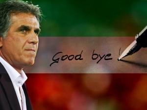 نامه استعفای کارلوس کیروش منتشر شد