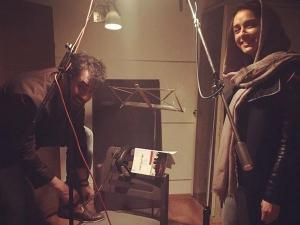 ترانه علیدوستی و شهاب حسینی؛ کارگران همچنان مشغول کارند!