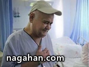 آخرین وضعیت سلامتی اکبر عبدی بعد از پیوند کلیه | جوان اهدا کننده مصاحبه نمی کند