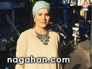 پوشش جالب توجه سحر دولتشاهی در جشنواره فيلم كن