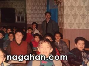 بهرام رادان در کجا درس خواند؟+عکس