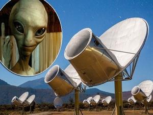 حیرت دانشمندان از پیام موجودات فضایی!