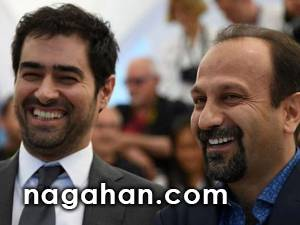 شهاب حسینی و اصغر فرهادی برنده نخل طلا شدند