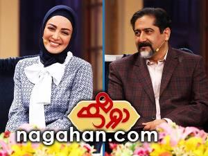 دانلود دورهمی 8 خرداد با حضور شیلا خداداد و حسام الدین سراج با موضوع اوقات فراغت + قرعه کشی