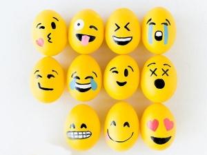 تزئین تخم مرغ های مجازی!
