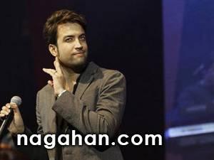 داوری بنیامین بهادری در مسابقه موسیقی هزارصدا