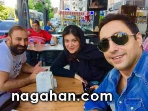 معجزه در امان ماندن 3 بازیگر ایرانی از انفجار فرودگاه استانبول