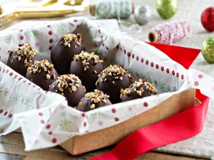 دستور تهیه آسان شکلات های توپی!