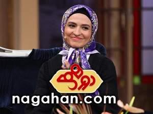 دانلود گفتگو گلاره عباسی در دورهمی 18 تیر