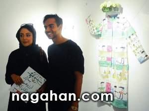 شقایق فراهانی در بازار آرزوهای كودكان كار