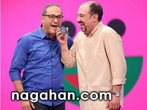 عکس های قدیمی و جدید علی پاشا دوستی که برزو ارجمند در برنامه خندوانه از او می گوید