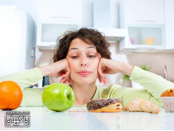 شیوه های صحیح تغذیه برای داشتن وزن مناسب | چگونه غذا بخوریم که چاق نشویم؟