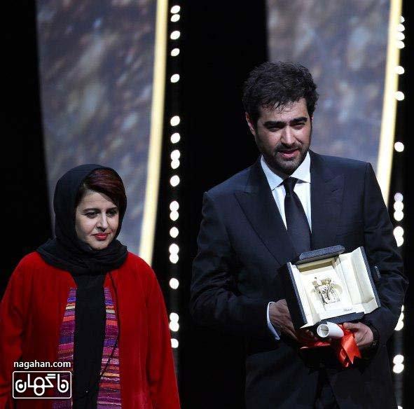 شهاب حسینی برنده کن 2016