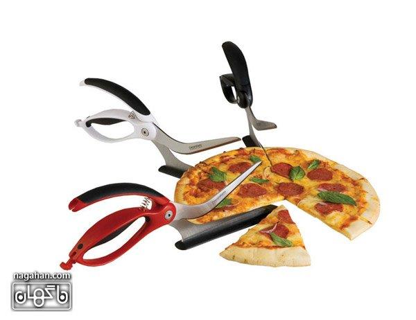 عکس قیچی برش پیتزا 2