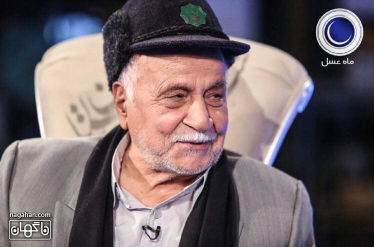 در ماه عسل 95 حاج محمود