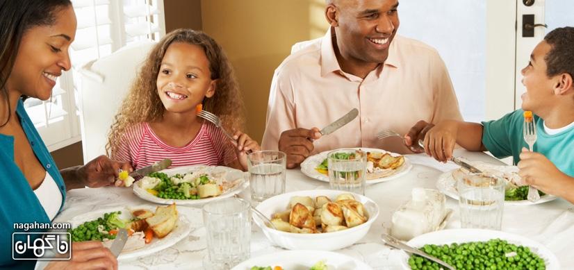 رفتار والدین با نوجوان