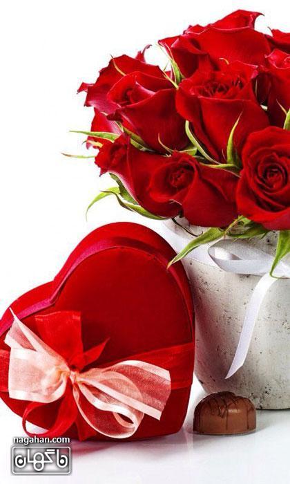 6 والپیپر ولنتاین و کارت پستال عاشقانه | valentine 2017