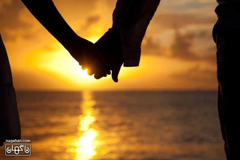 عشق دست تو دست