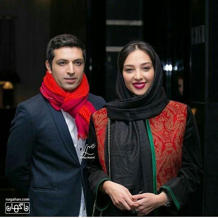 عکس اشکان خطیبی و همسرش آناهیتا درگاهی + بیوگرافی آناهیتا درگاهی