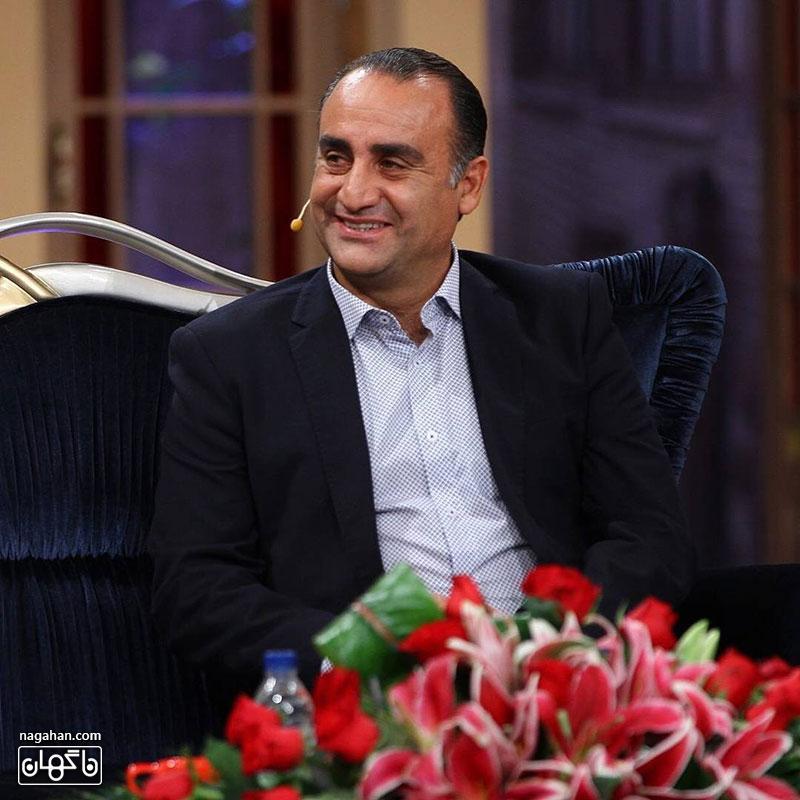 حسین عبدی در دورهمی