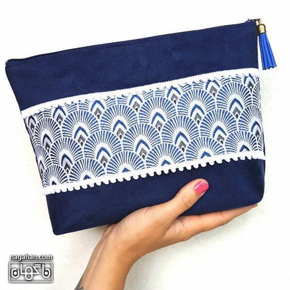 کیف دستی یا کیف آرایش زیبا