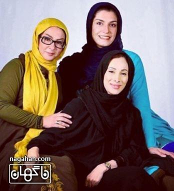 لاله صبوری الیکا عبدالرزاقی سحر دولت شاهی