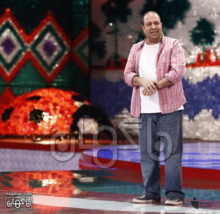 علی اوجی در خندوانه