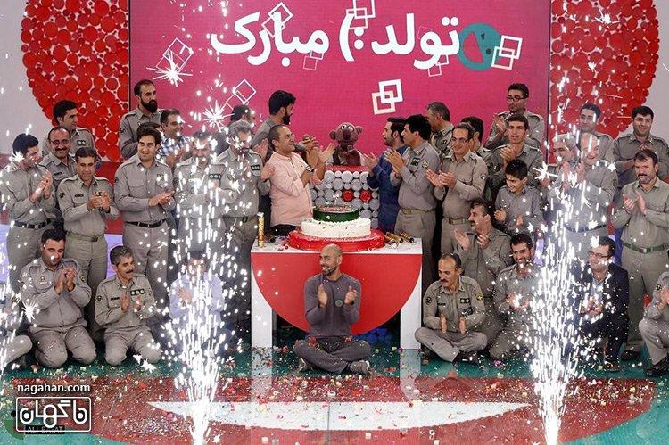 جشن تولد 2 سالگی خندوانه با جناب خان