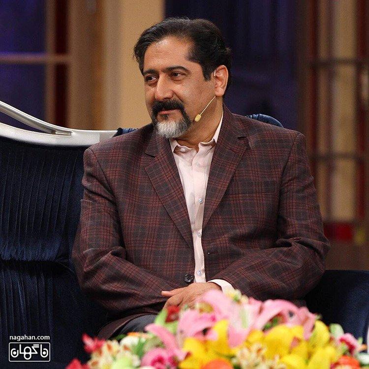 حسام الدین سراج در دورهمی