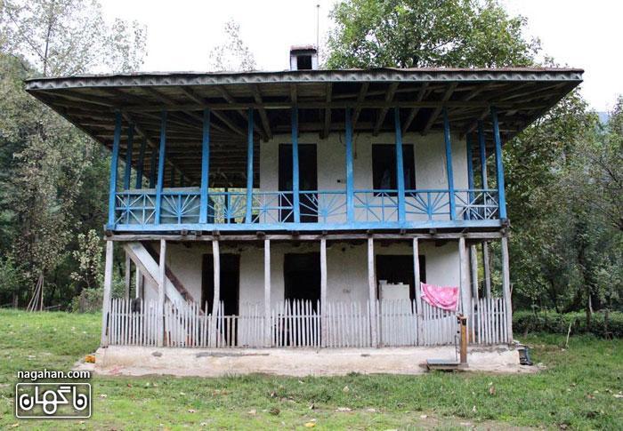 موزه میراث فرهنگی - گیلان