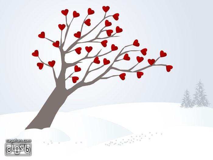 والپیپر ولنتاین و کارت پستال عاشقانه | valentine 2017 2