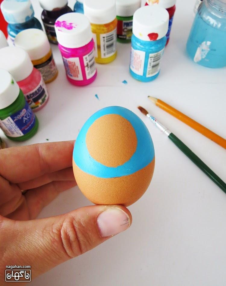تزیین تخم مرغ هفت سین
