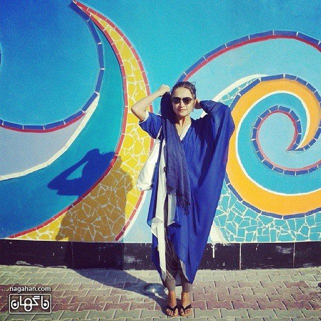مدل مانتوایزابلا پیکیونی - عکس با حجاب ایزابلا پیکیونیعکس با مانتو ایزابلا پیکیونیدر ایران