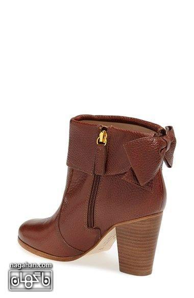 عکسمدل های جدید کفش های مجلسی و نیم بوت زنانه مخصوص پاییز و زمستان 95| کالکشن کفش زنانه 2016