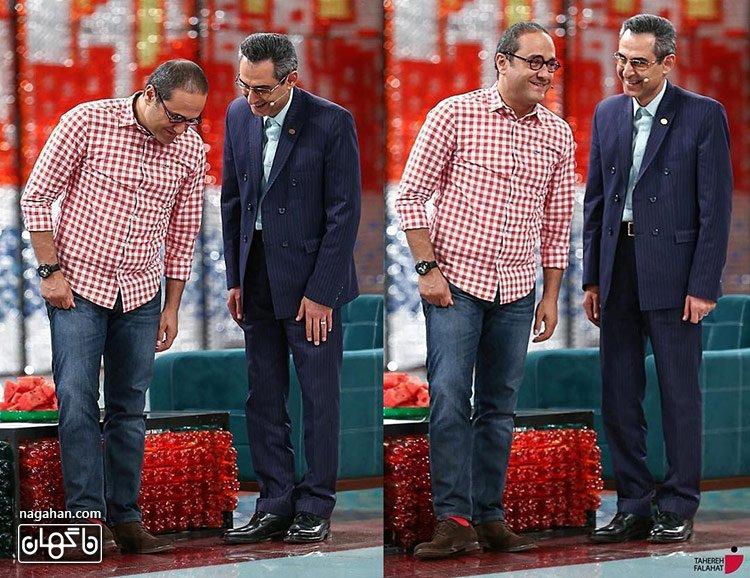 محمدنقی سلیمی مدیرعامل کفش ملی در خندوانه