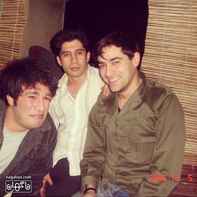 عکس ده سال گذشته شهاب حسینی و یوسف تیموری