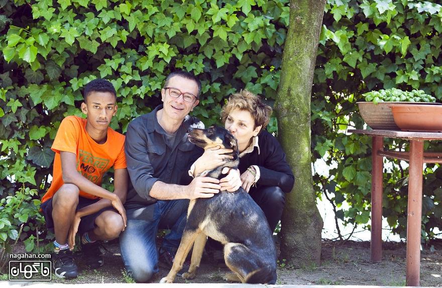 خانواده در سراسر جهان ؛ یک خانواده ایتالیایی