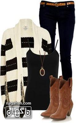 جدیدترین مدل لباس های پاییزی و زمستانی 95 |کالکشن لباس های گرم 2016