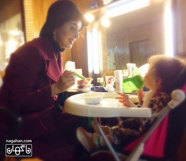 حنا دختر ترانه علی دوستی