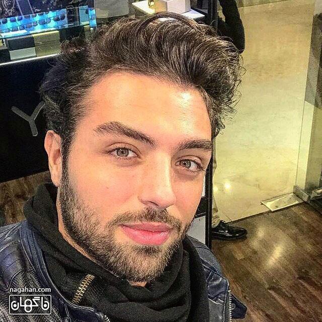 عکس های جدید ارمیا قاسمی ، سوپر مدل و بازیگر ایرانی