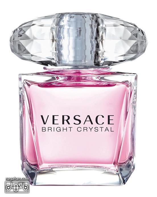 عطر زنانه برایت کریستال از برند ورساچه Versace Bright Crystal