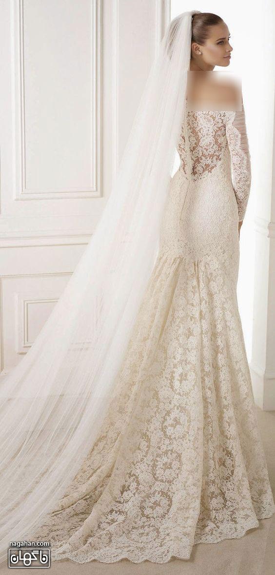 مدل لباس عروس 1395| کالکشن جدید لباس عروس 2016