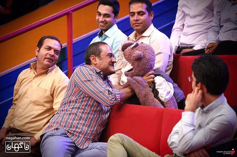 جناب خان در خندوانه