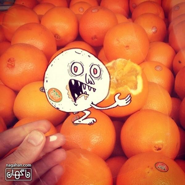 پرتقال خلاق