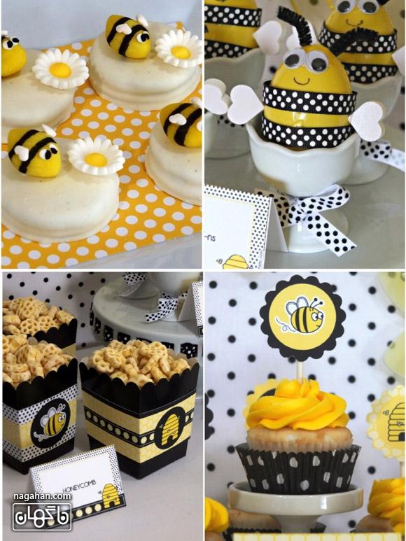 تم تولد دخترانه زنبور