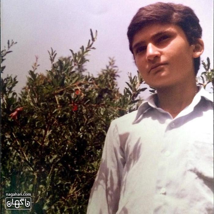 عکس نوجوانی مهدی سلطانی - 1362
