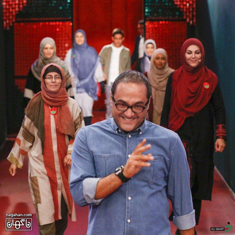دانلود خندوانه 20 خرداد | قسمت سوم مسابقه خانواده باحال | لاله اسكندری