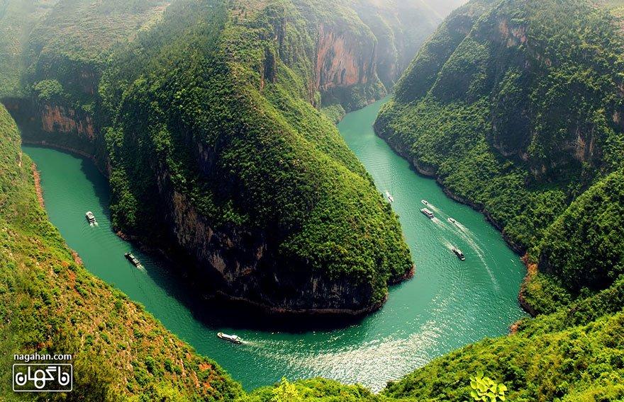 رود یانگ تسه