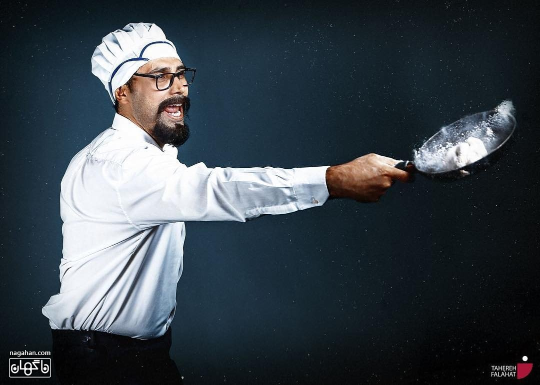 آشپزی استاد کهنمویی در خندوانه