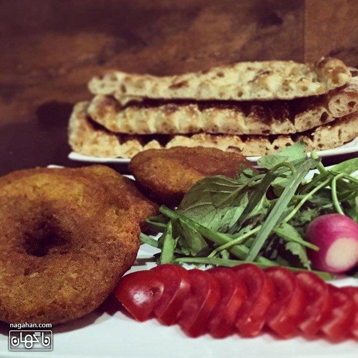 عکسسفره های افطاری ماه رمضان 95
